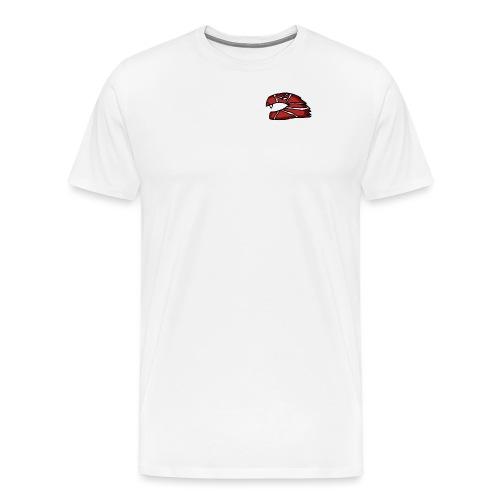 MadNUM - Premium T-skjorte for menn