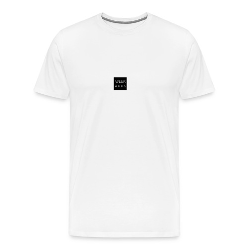 weekapps - Men's Premium T-Shirt