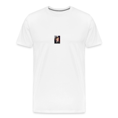 300 - Premium T-skjorte for menn