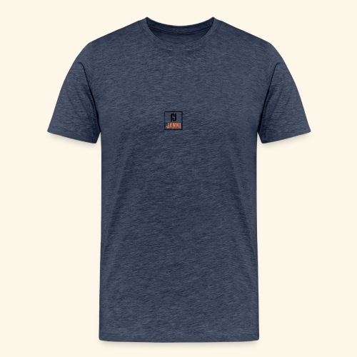 Janni Original Streetwear Collection - Herre premium T-shirt