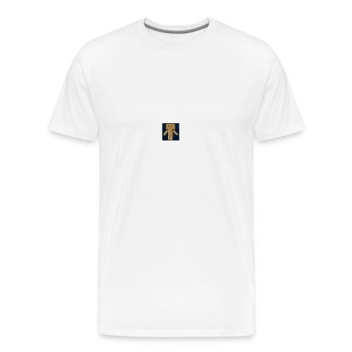 træmand trøje - Herre premium T-shirt