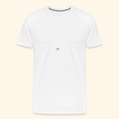 Vormerx [V] FIRST REALESE - Men's Premium T-Shirt