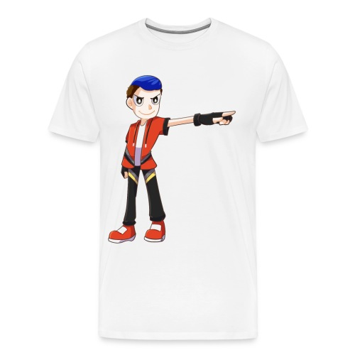 Terrpac - Men's Premium T-Shirt