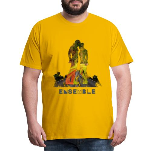 Ensemble - T-shirt Premium Homme