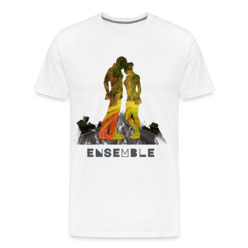 Ensemble - T-shirt Premium Homme