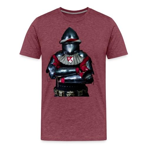 chevalier.png - T-shirt Premium Homme