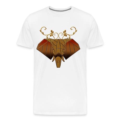 Elefante maravilloso - Camiseta premium hombre