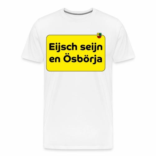 Ich bin ein Osburger - Statement - Männer Premium T-Shirt