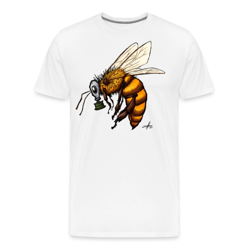 beeStrong1 - Männer Premium T-Shirt