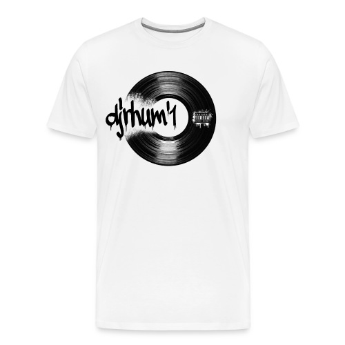 T-Shirt Logo Noir - Men's Premium T-Shirt