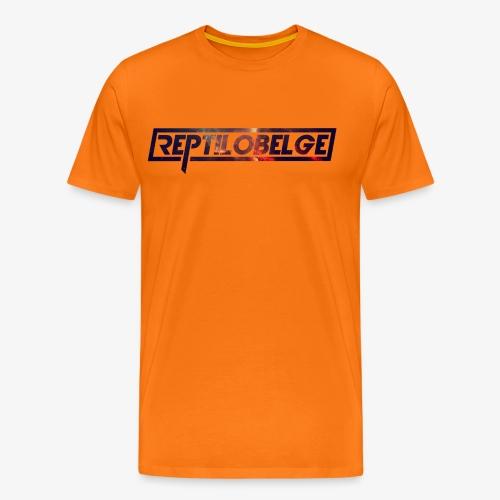 M1.2 Reptilobelge - T-shirt Premium Homme