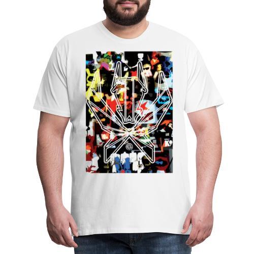 Miz Artoys Addict - Koszulka męska Premium