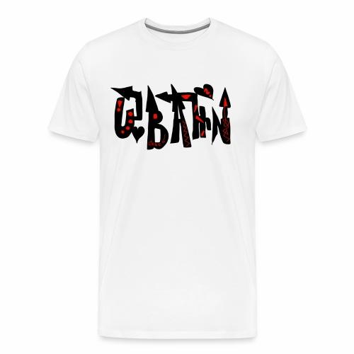 U-Bahn Liebe - Männer Premium T-Shirt