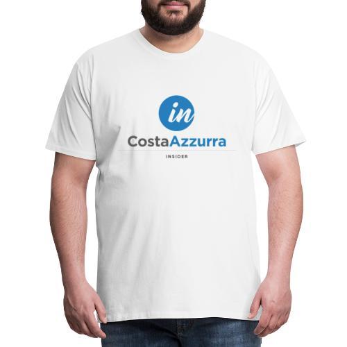 Insider InCostaAzzurra - Maglietta Premium da uomo