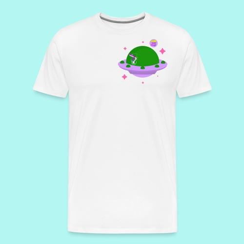UFO DH - Camiseta premium hombre