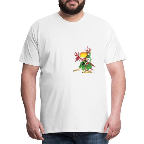 Sebb transparent - Premium T-skjorte for menn