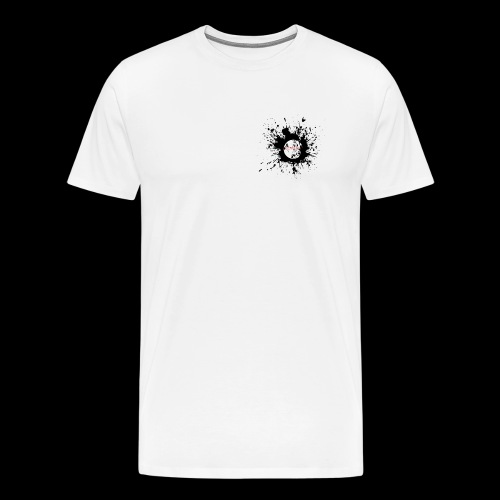 Sonnit LIMITED EDITION Black/Red - Men's Premium T-Shirt