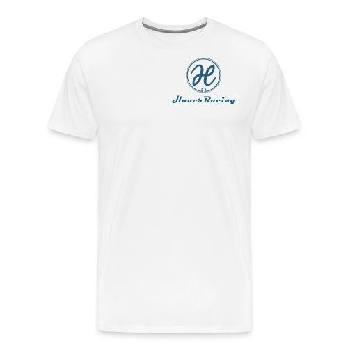 Hauer Racing Logo - Männer Premium T-Shirt