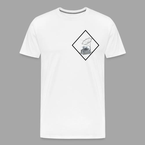 Une java ou un tango ? - La valse à mille points - T-shirt Premium Homme