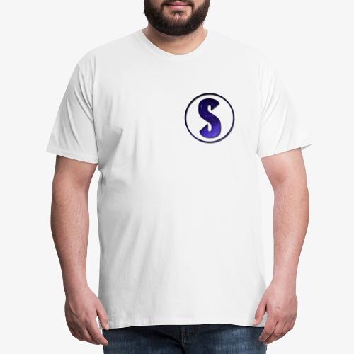 YouTube Logo von Salxphaa - Männer Premium T-Shirt