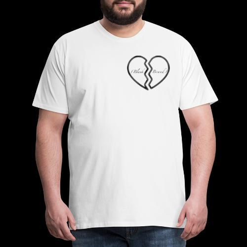 (heartbreak) - Men's Premium T-Shirt