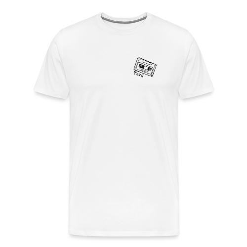 YARD recorder - Mannen Premium T-shirt