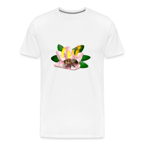 L'abeille - T-shirt Premium Homme