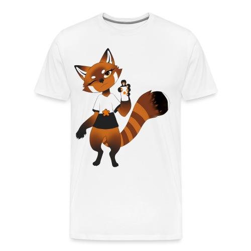 LuckyFox - Men's Premium T-Shirt