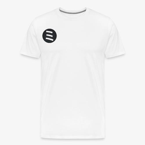 Alex Lander Branding Circle - T-shirt Premium Homme