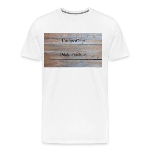 KnapperGutta, Odalens Stolthet! - Men's Premium T-Shirt