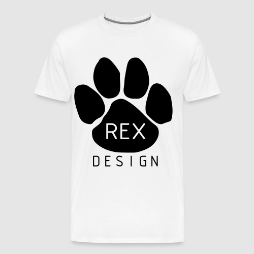 Rex Design - Men's Premium T-Shirt