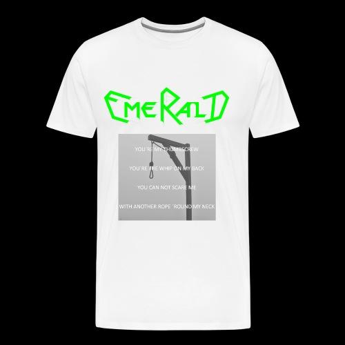 Emerald - Männer Premium T-Shirt
