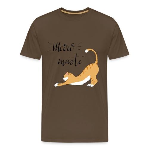 Meowmaste - Männer Premium T-Shirt