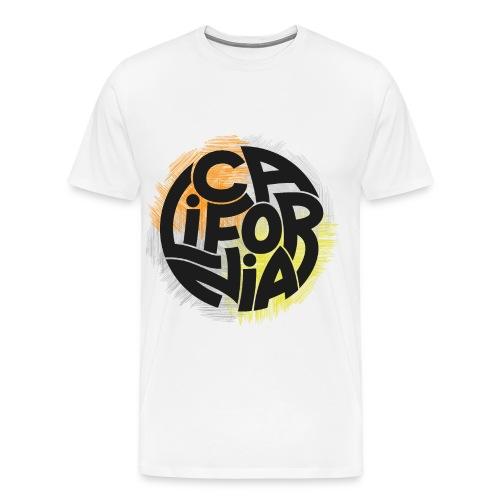 California - T-shirt Premium Homme
