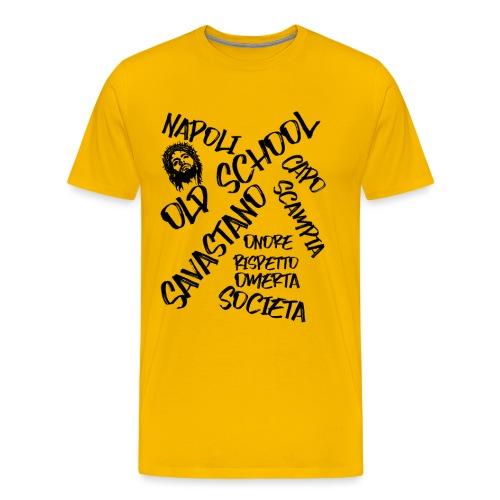 JESUS SCAMPIA 4 - T-shirt Premium Homme
