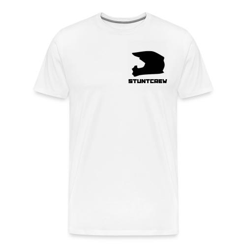 StuntCrewLogo - Männer Premium T-Shirt
