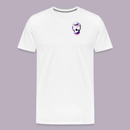 mxsfits skull logo - Men's Premium T-Shirt