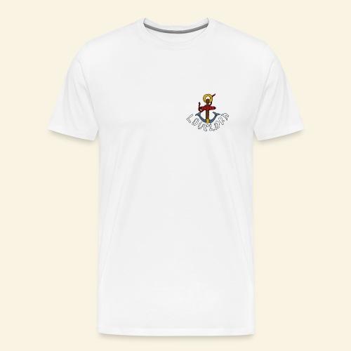 Ancre Lovelorn - T-shirt Premium Homme