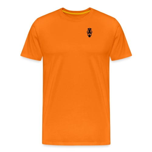 pro - Premium-T-shirt herr