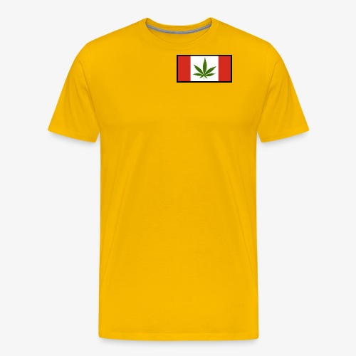 Canabas - Men's Premium T-Shirt