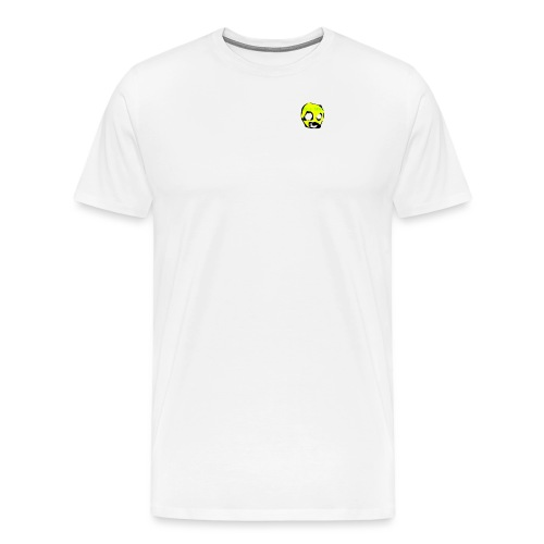 LIL RESH MASK - Men's Premium T-Shirt