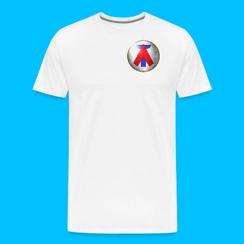 AT LOGO - Männer Premium T-Shirt