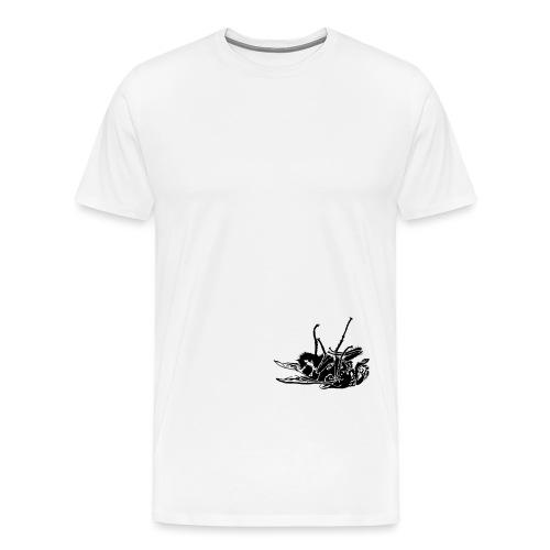 mouche morte - T-shirt Premium Homme