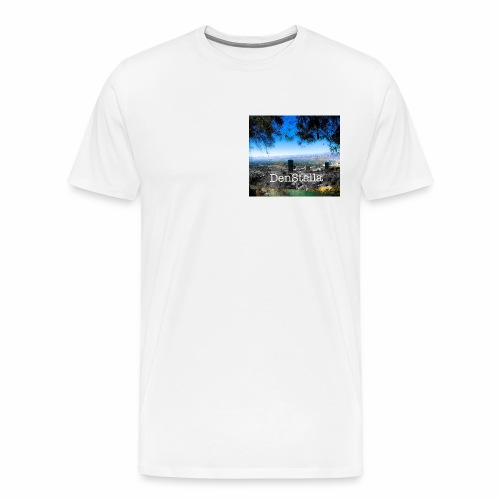 Denstella - Herre premium T-shirt
