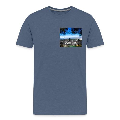 Denstella - Herre premium T-shirt