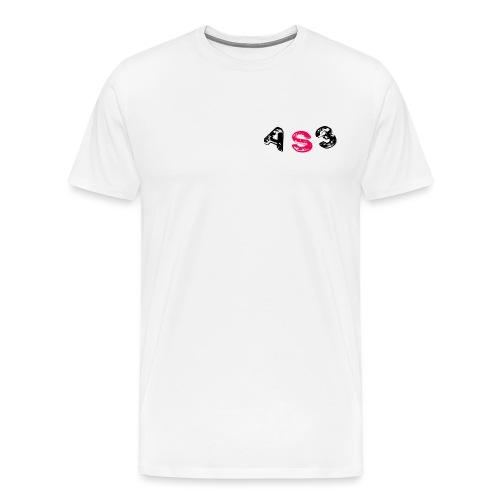 AS3 Camo Design - Men's Premium T-Shirt