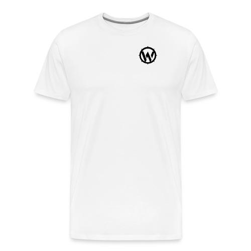 WLYP Blue/White Sports Jacket - Men's Premium T-Shirt