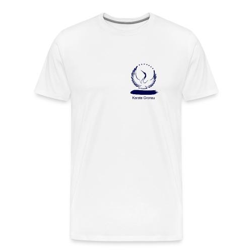 Karate Gronau - Männer Premium T-Shirt