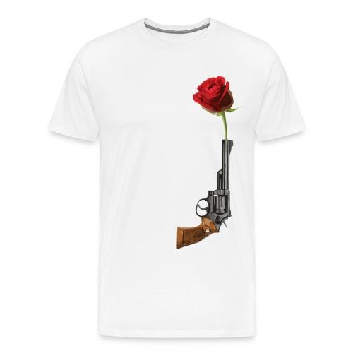 rose png - Men's Premium T-Shirt