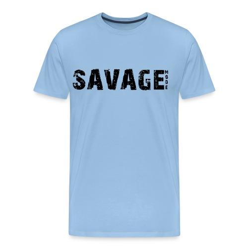 SAVAGE - Camiseta premium hombre